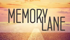 Memory Lane 2012